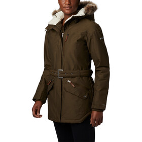 Columbia Carson Pass II Thermojacke Damen olive green